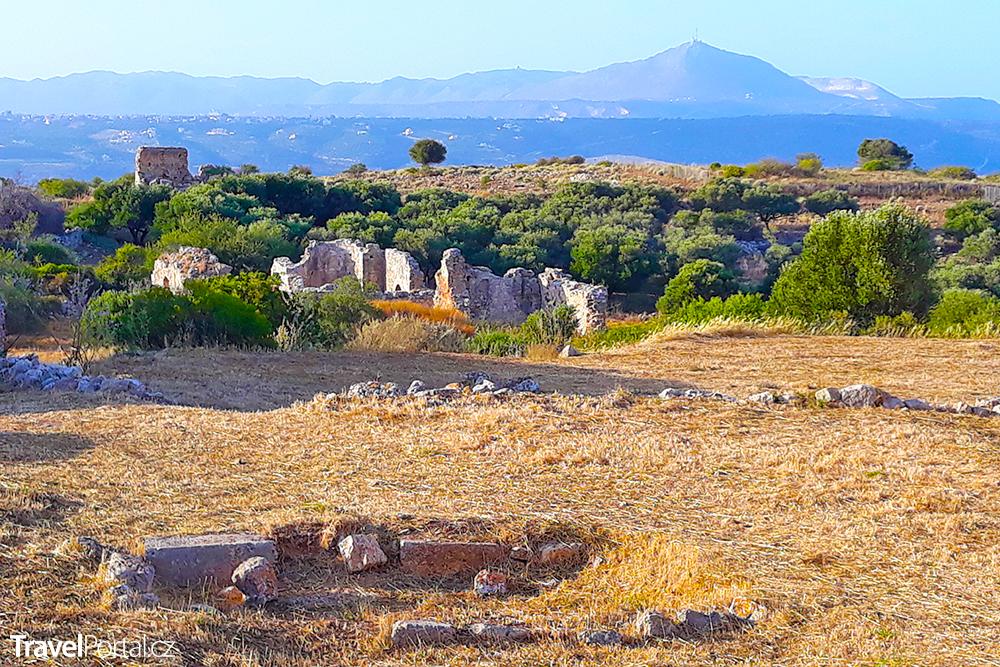 archeologická lokalita Aptera
