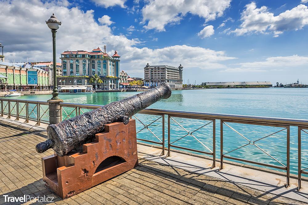 nábřeží Caudan Waterfront