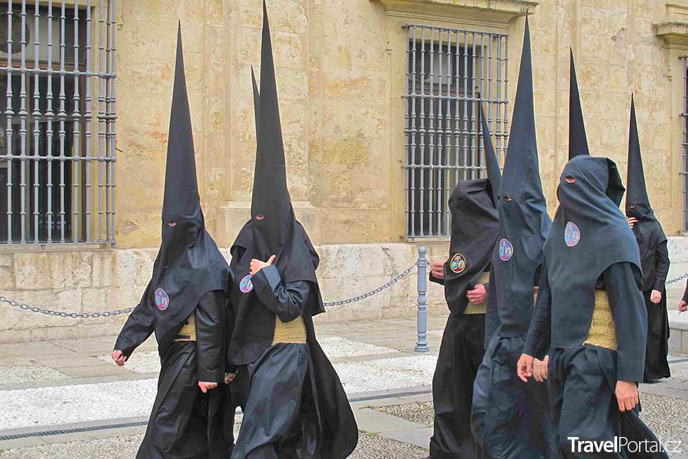 procesí v Seville