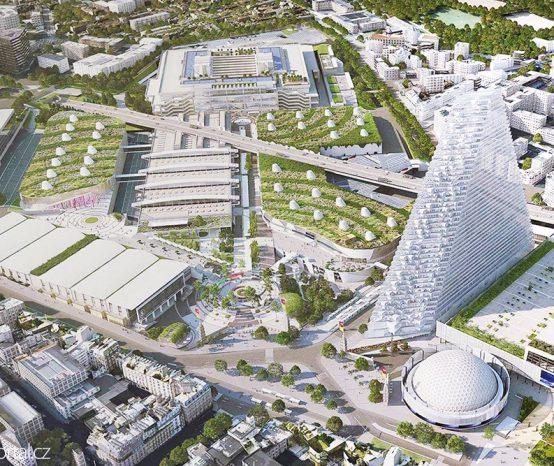 Tour Triangle: Nová dominanta Paříže má být dokončena v roce 2024