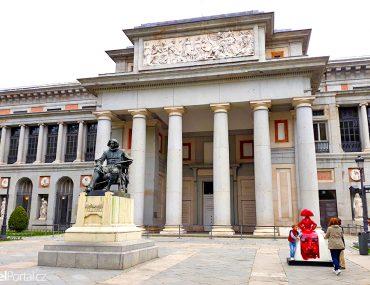 muzeum Prado v Madridu