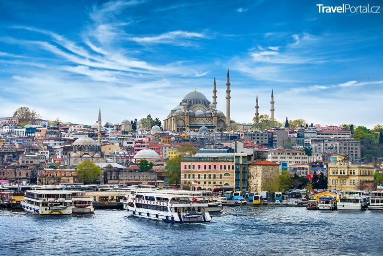 turecké město Istanbul