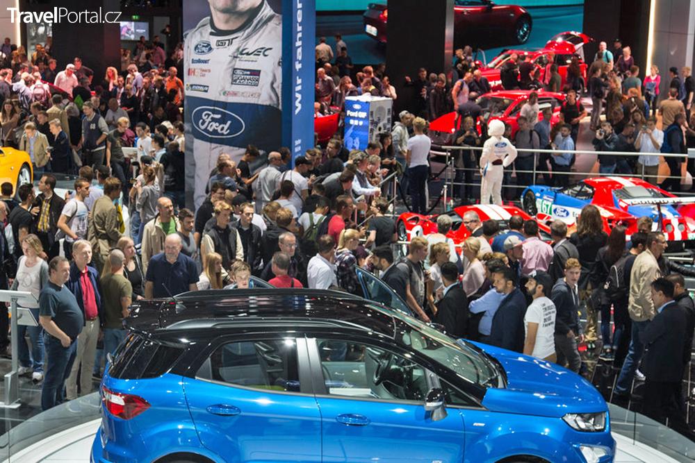 Autosalon Frankfurt 2019 neboli IAA Cars 2019 se blíží