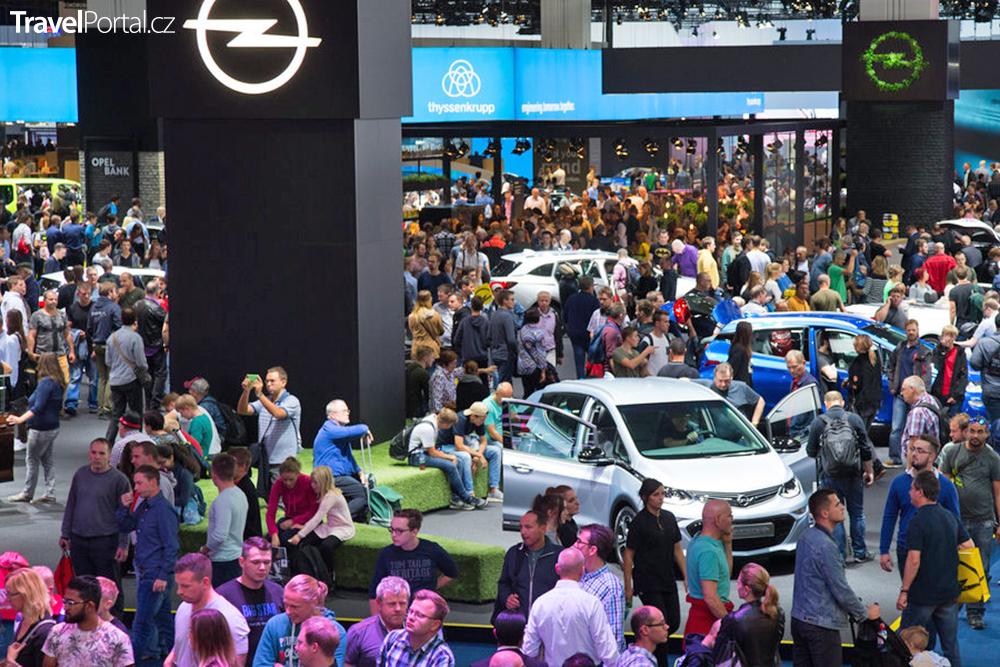 Autosalon ve Frankfurtu 2019 se blíží