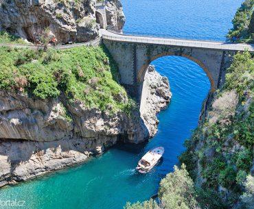 Fiordo di Furore je na seznamu UNESCO