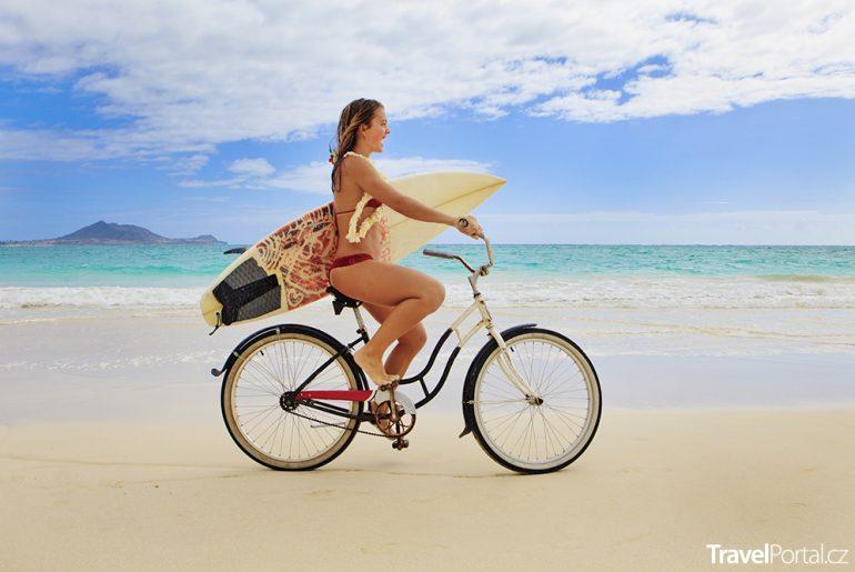 Kailua Beach Park je nejkrásnější pláží v USA