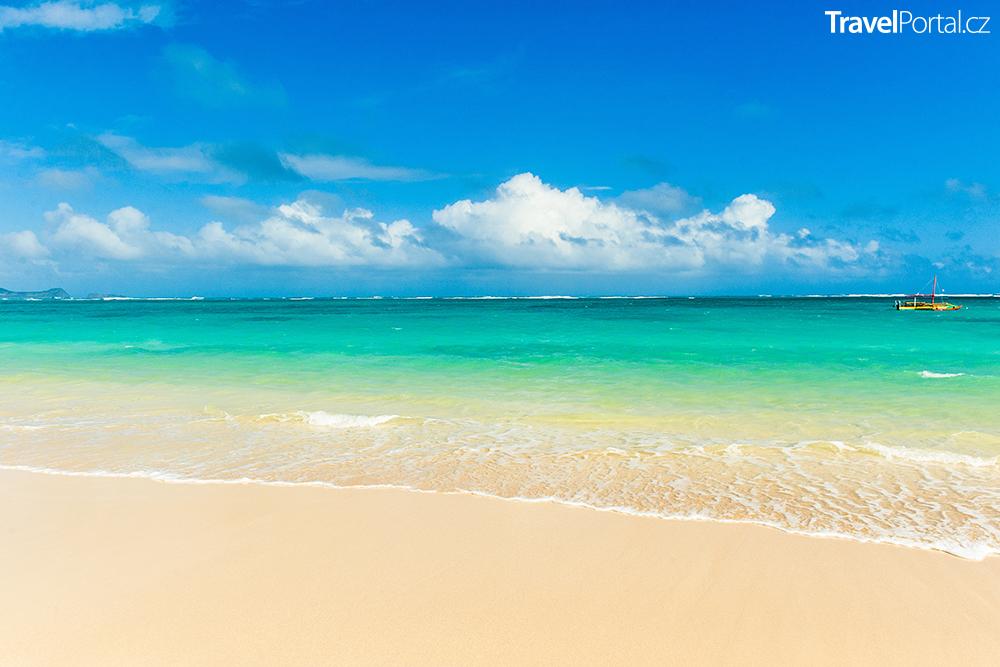 Kailua Beach na Oahu