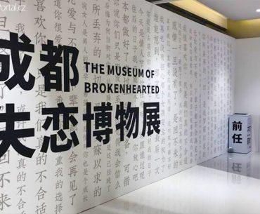Muzeum zlomených srdcí v Číně