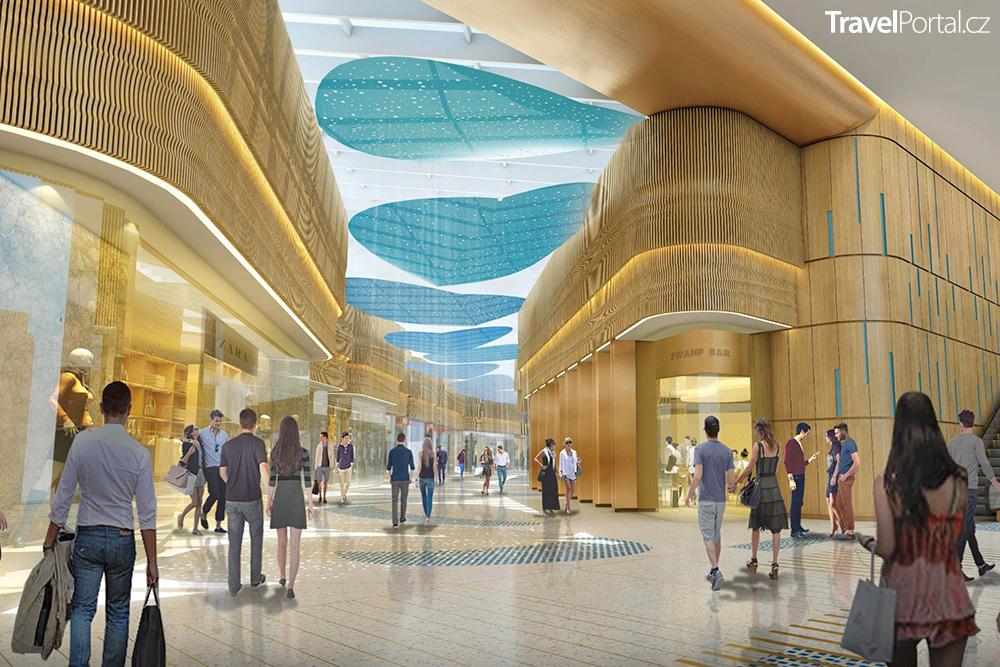 Seminole Hard Rock Hotel & Casino Hollywood vizualizace