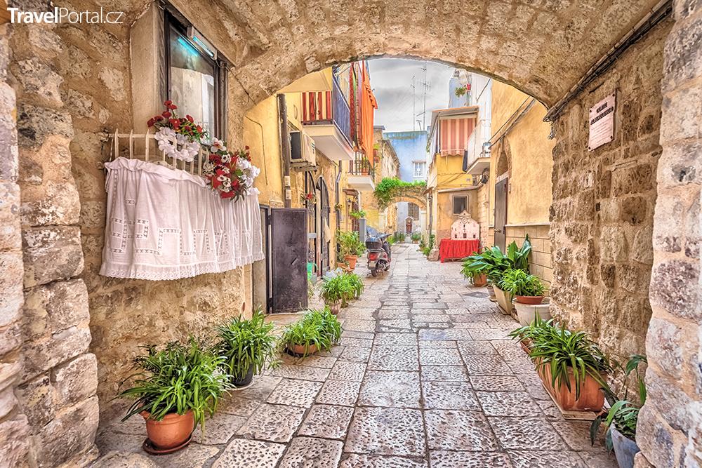 italské město Bari