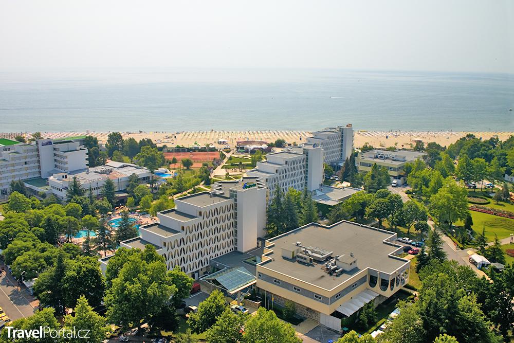 letovisko Albena