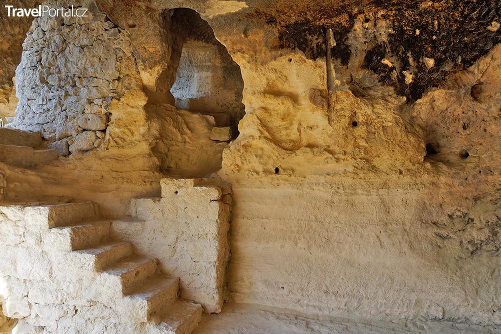skalní klášter Aladža