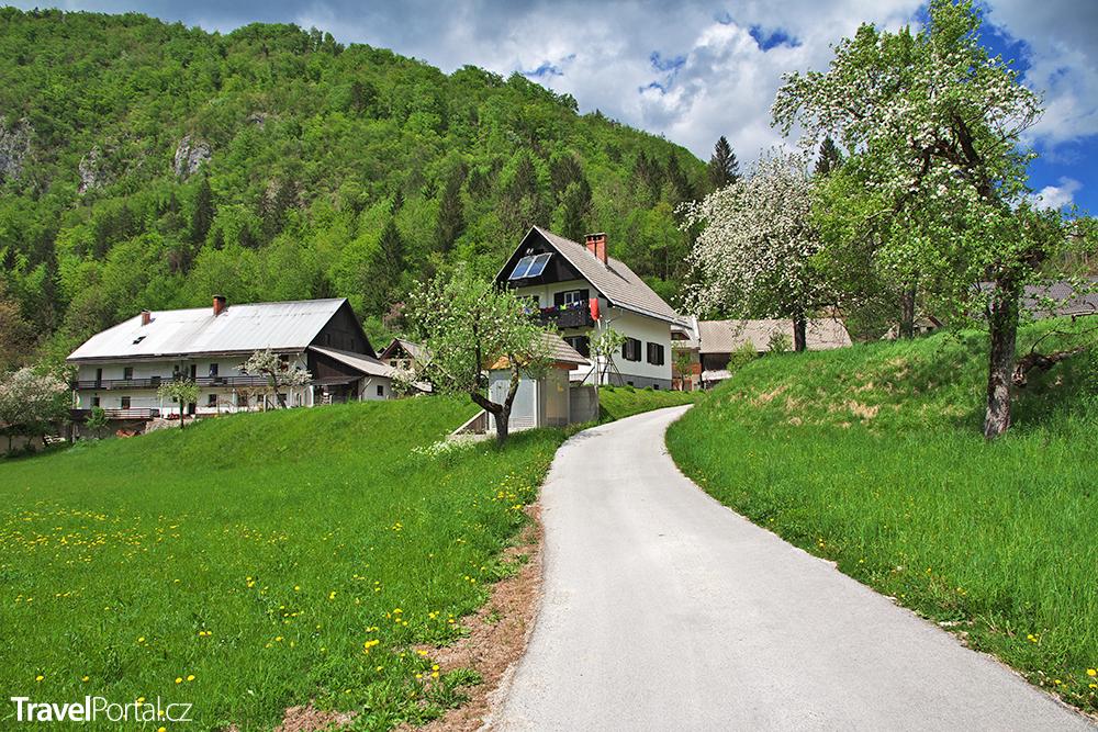 Stara Fužina ve Slovinsku