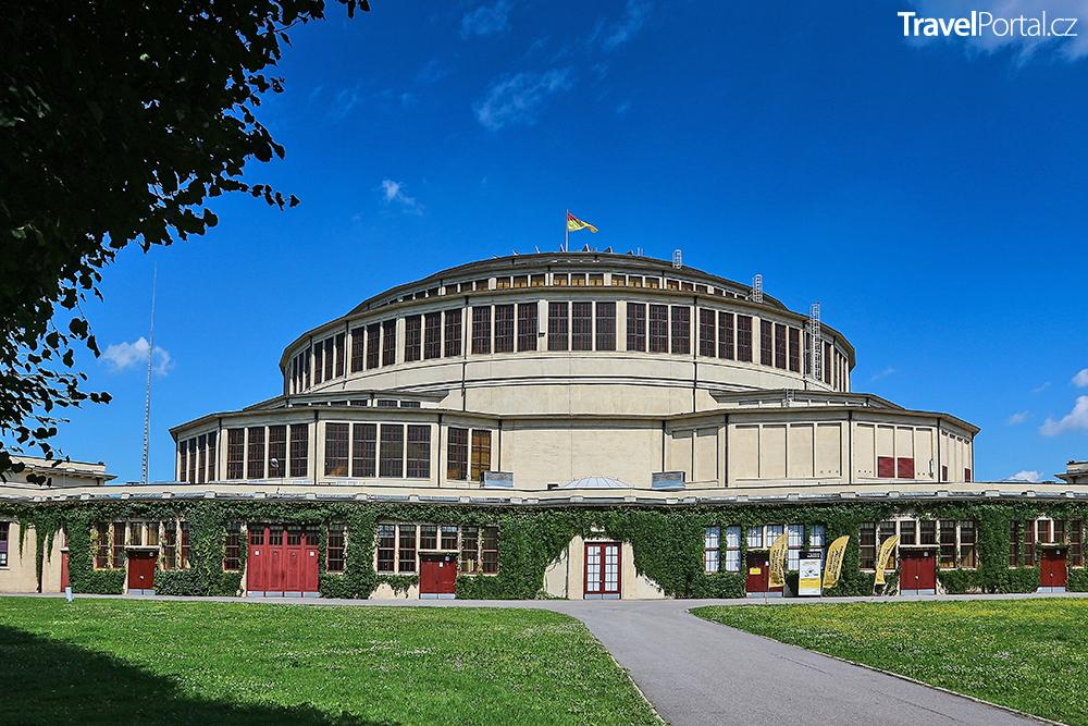 Hala století aneb Centennial Hall
