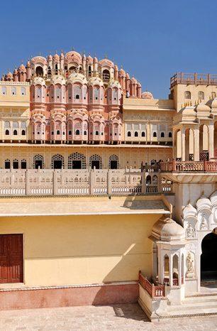 Jaipur: Růžové město v Indii okouzlí Palácem větrů i observatoří