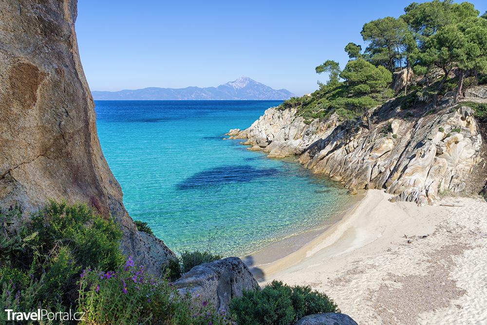 Sithonia v Řecku