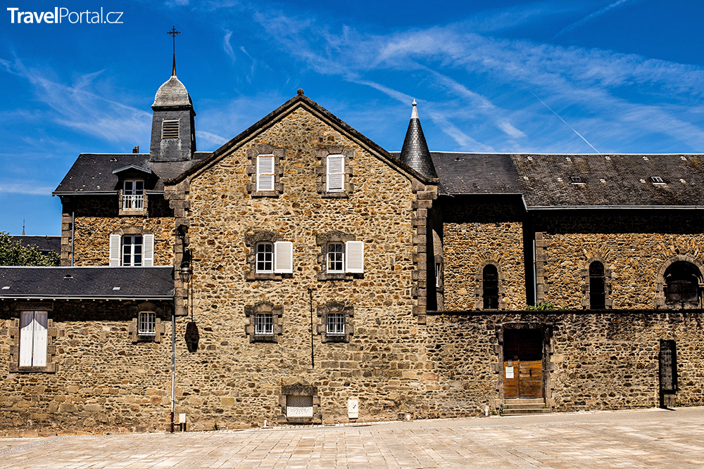 architektura města Limoges