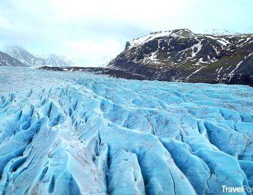 národní park Vatnajökull