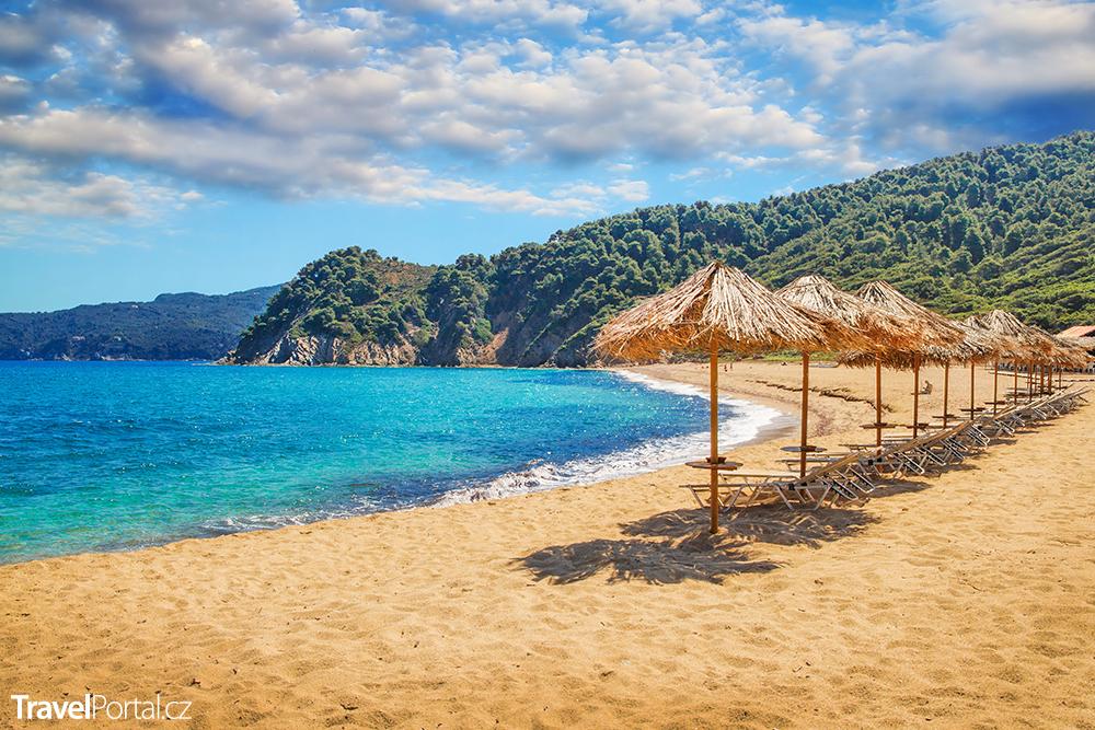 pláž Aselinos