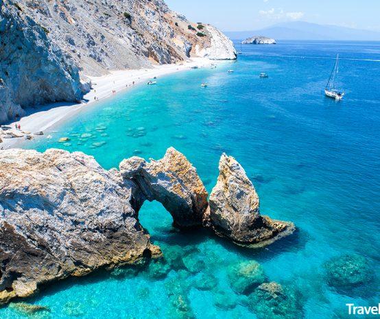 Skiathos: Řecký ostrov, kde vás čeká pohodová letní dovolená