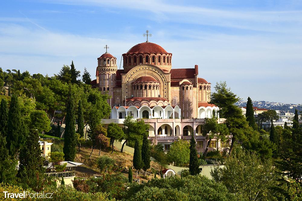 pravoslavný kostel sv. Pavla