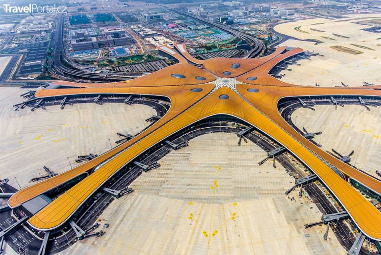 Beijing Daxing International Airport (PKX)
