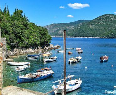 Molunat v Chorvatsku