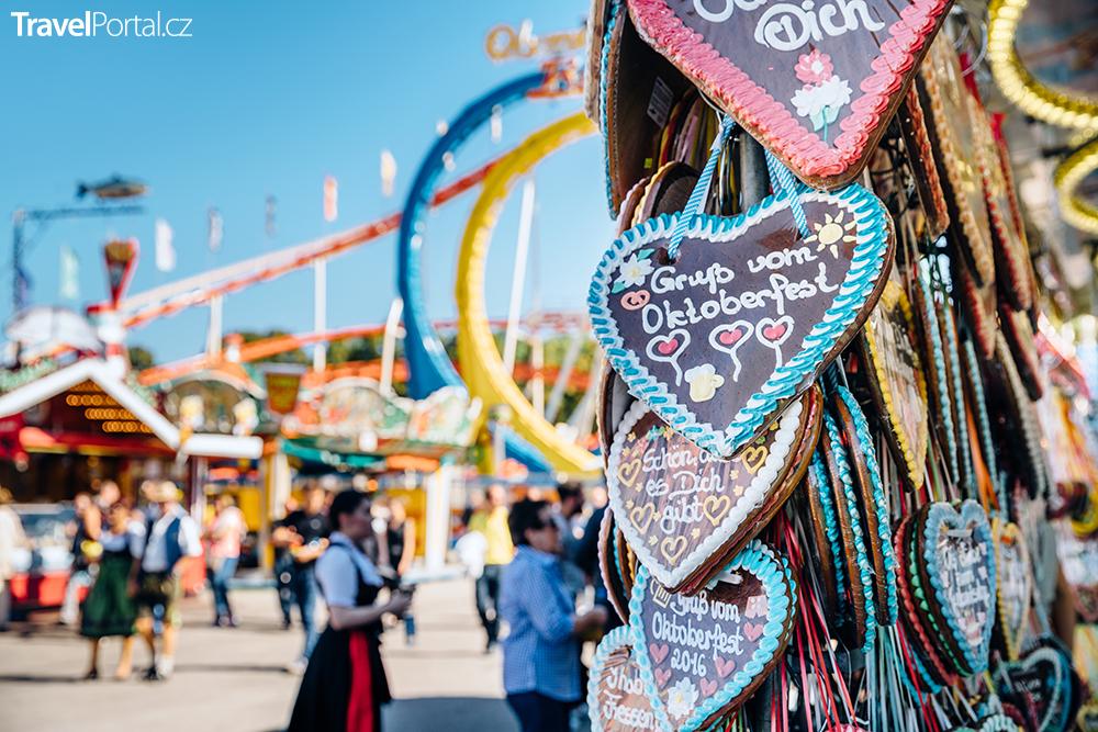 Oktoberfest 2019 se opět koná na Theresienwiese