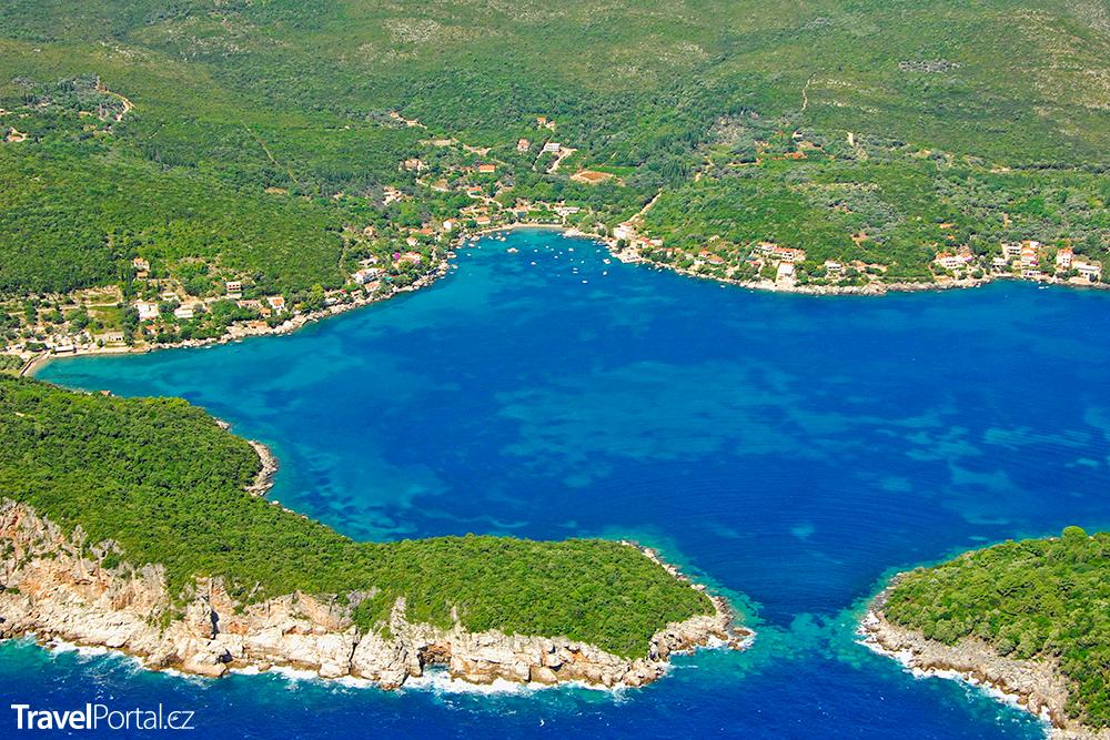 zátoka v Chorvatsku