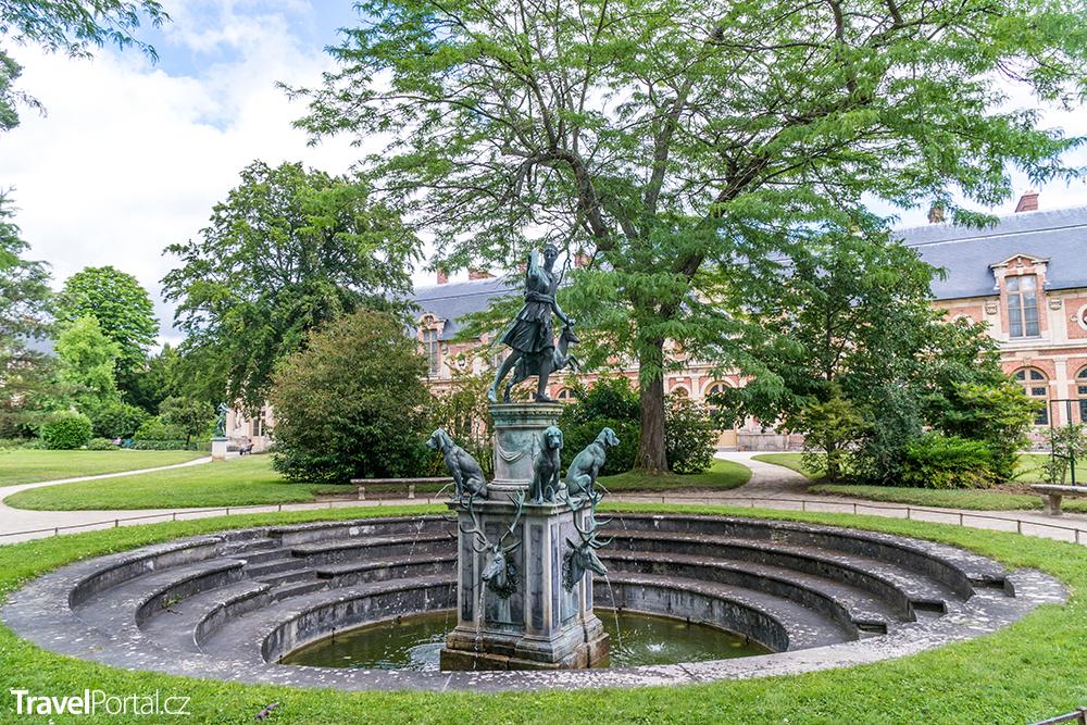Dianina fontána