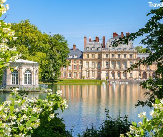Fontainebleau: Francouzský palác, jehož slávu oživil Napoleon