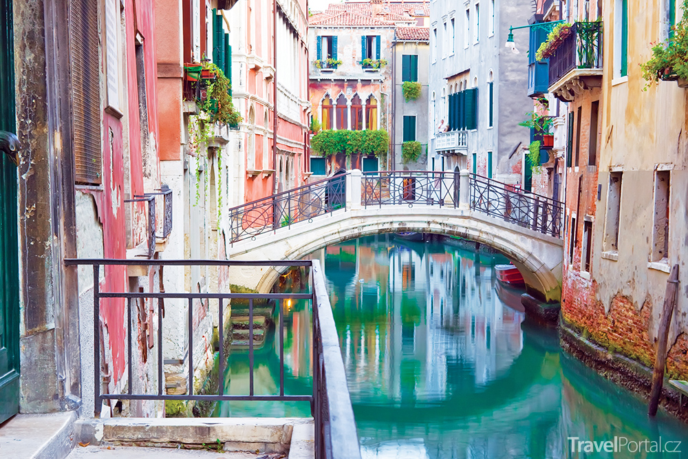 italské Benátky zavádějí zpoplatnění vstupu