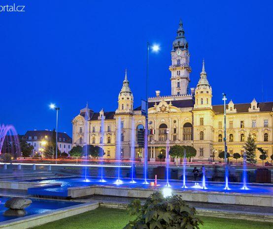 Győr: Maďarské město, které okouzlí zejména historickými památkami