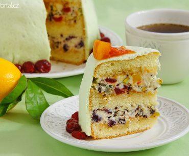 sicilský dort cassata