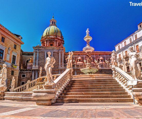 Palermo: Hlavní město Sicílie okouzlí architekturou i loutkami