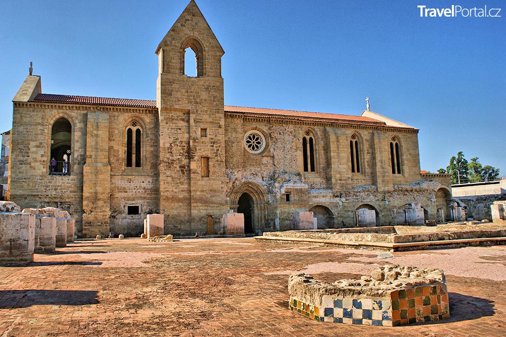 klášter Santa Clara-a-Velha