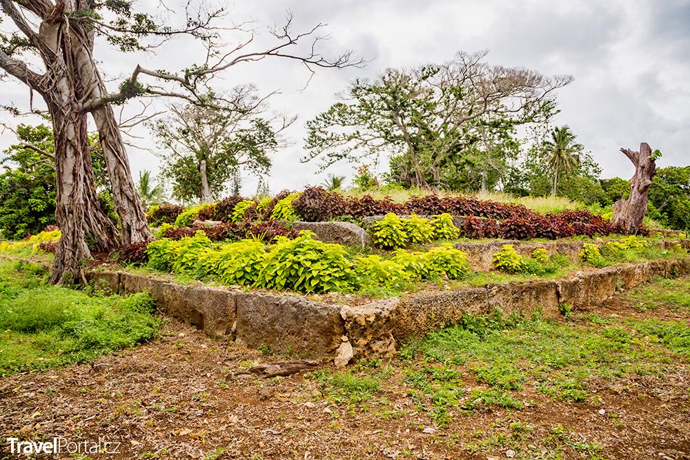 královská hrobka Langi
