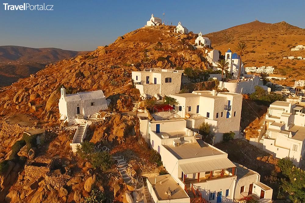 řecký ostrov Ios