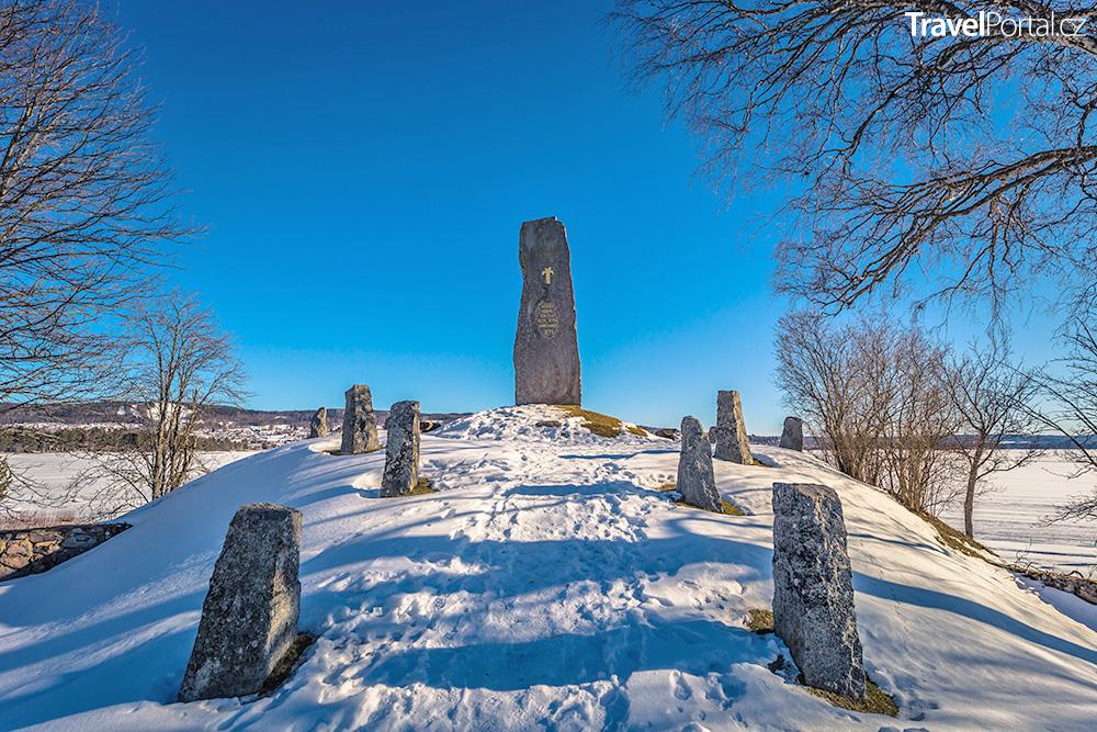 památník krále Gustava Vasy