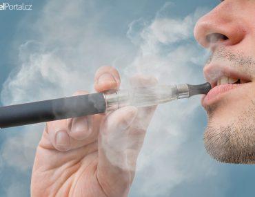 vaping aneb kouření elektronických cigaret