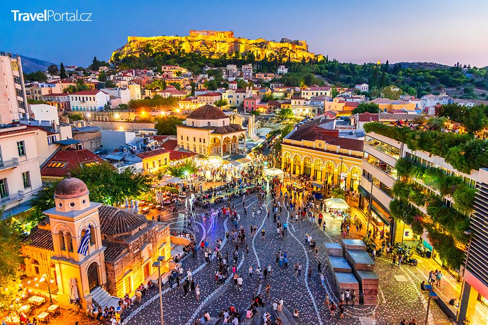 Valentýn 2020 aneb Eurovíkend v Athénách