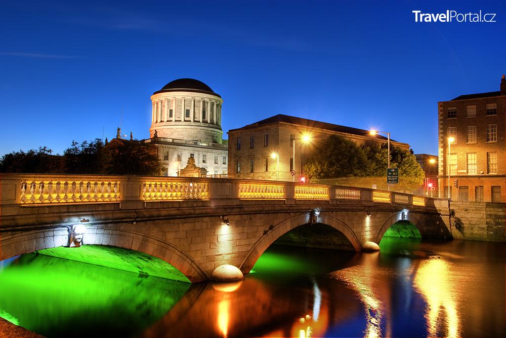 Valentýn 2020 aneb Eurovíkend v Dublinu
