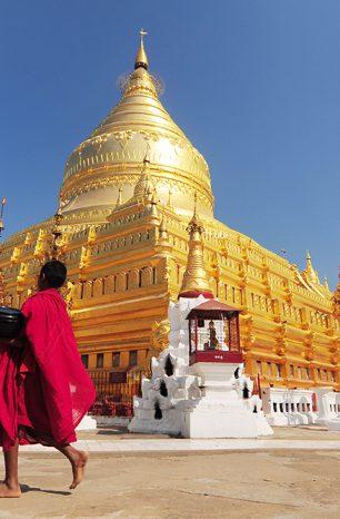 Turistické vízum do Myanmaru si Češi mohou koupit přímo na letišti