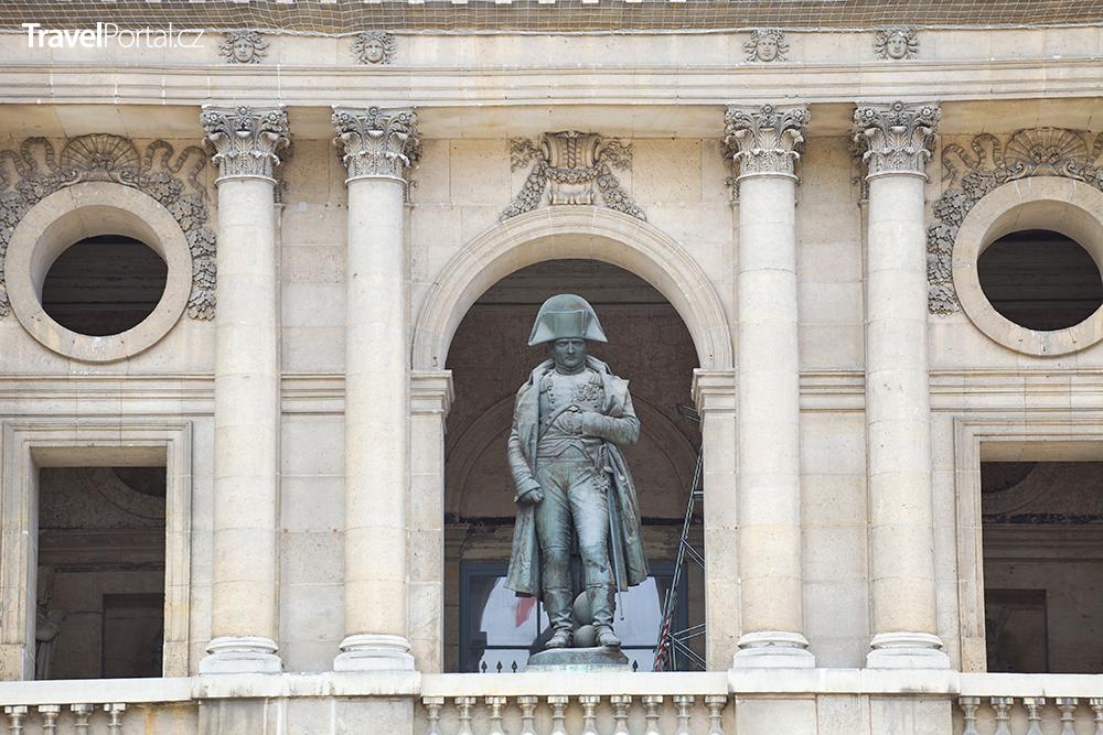 socha Napoleona Bonaparta