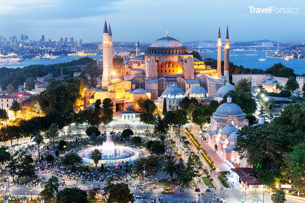 Velikonoce 2020 aneb Eurovíkend v Istanbulu