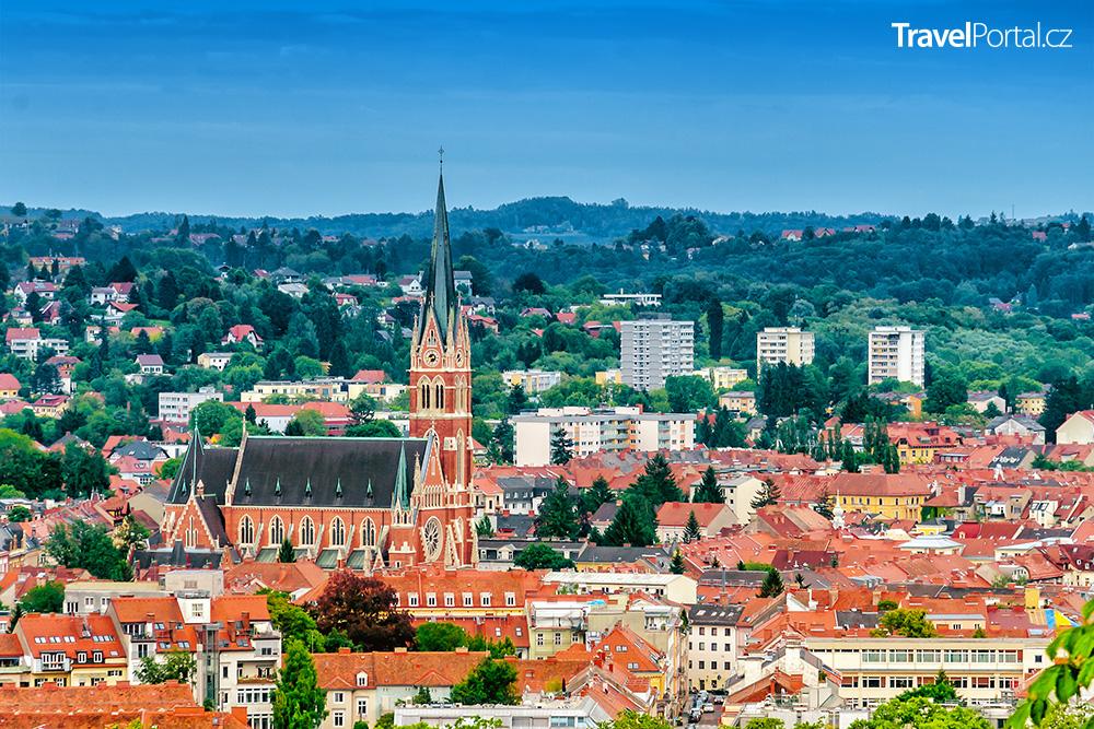 město Graz