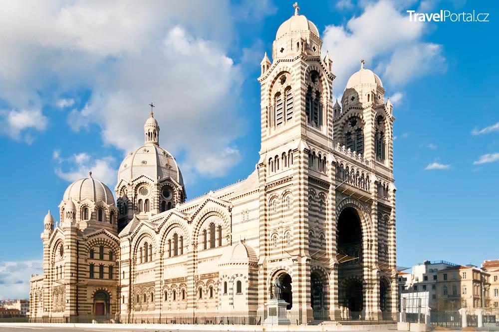 marseilleská katedrála
