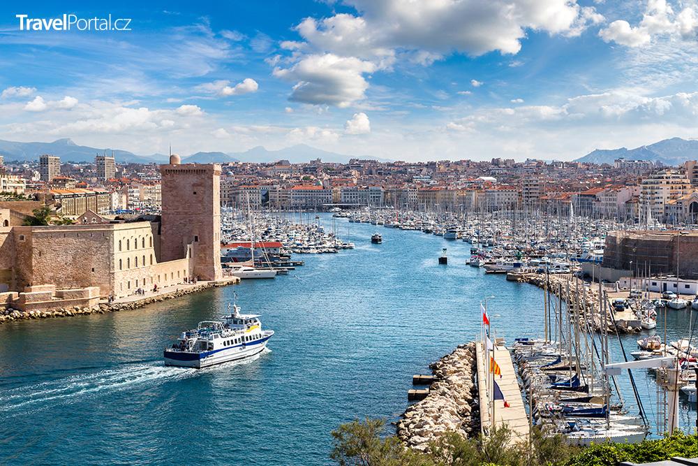 pevnost Saint-Jean v Marseille