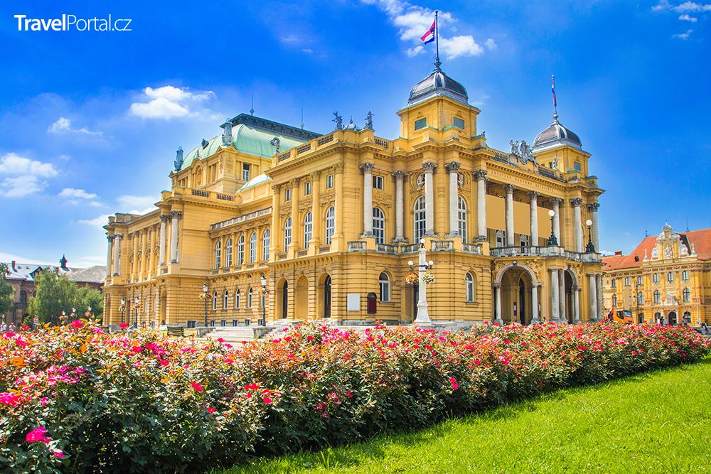 Chorvatské národní divadlo