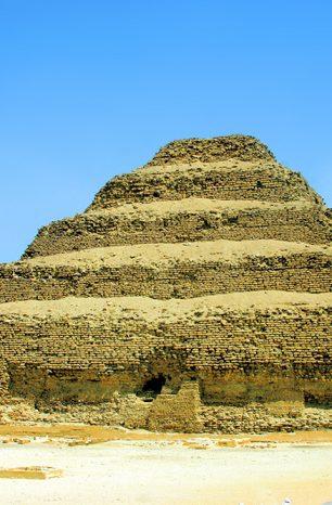 Džoserova pyramida: Nejstarší egyptská pyramida je opět přístupná